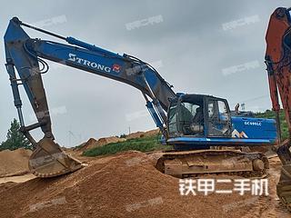 临沂山重建机GC458LC-8挖掘机实拍图片