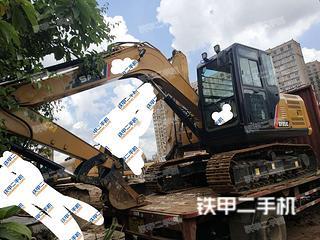 防城港三一重工SY85C挖掘機實拍圖片