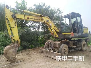 犀牛重工XNW51360挖掘机实拍图片