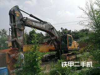 济源沃尔沃EC360BLC挖掘机实拍图片