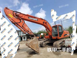 广西-南宁市二手斗山DH225LC-9挖掘机实拍照片