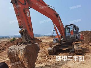 日立ZX360H-3挖掘機實拍圖片