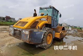 湖北-荆州市二手徐工XS222J压路机实拍照片