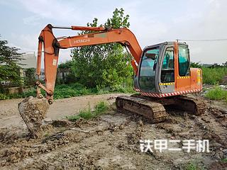 日立ZX70挖掘机实拍图片