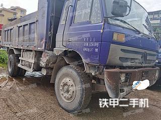 东风4X2工程自卸车实拍图片