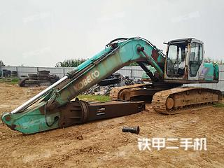 日照神钢SK250LC挖掘机实拍图片