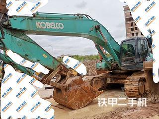 赣州神钢SK460-8挖掘机实拍图片