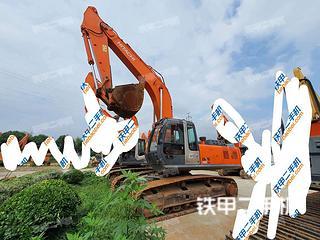 日立ZX360H-3G挖掘机实拍图片