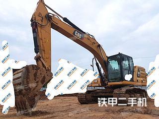 西安卡特彼勒新一代Cat®323GC液压挖掘机实拍图片