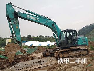 神钢SK260LC-10挖掘机实拍图片