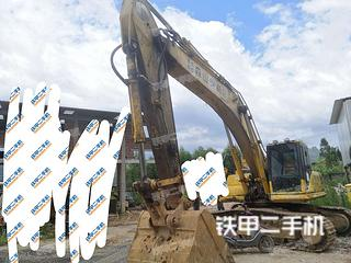 小松PC350-7EO挖掘机实拍图片