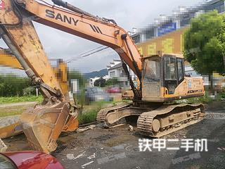 宣城三一重工SY215C挖掘机实拍图片