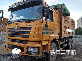 陕汽重卡6X2工程自卸车实拍图片