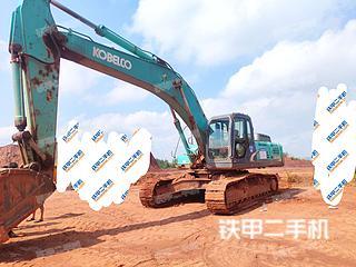 赣州神钢SK350LC-8挖掘机实拍图片