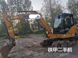 二手徐工 XE60D 挖掘机转让出售