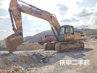 二手徐工 XE370D 挖掘机转让出售