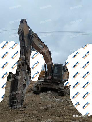 贵州-贵阳市二手三一重工SY485H挖掘机实拍照片