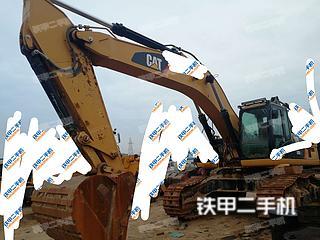 山西-大同市二手卡特彼勒340D2L挖掘机实拍照片