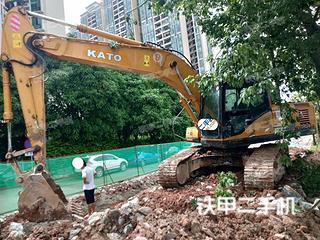 二手江麓机电 CN225LC 挖掘机转让出售