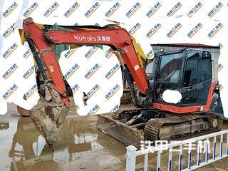 广西-南宁市二手久保田KX175-5挖掘机实拍照片