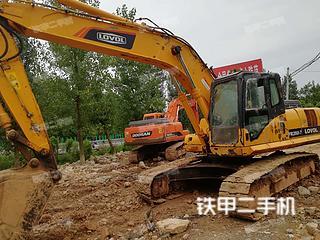 四川-绵阳市二手雷沃重工FR260-7挖掘机实拍照片
