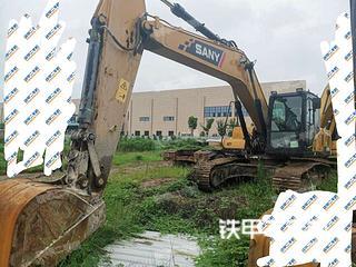 安徽-阜阳市二手三一重工SY215C挖掘机实拍照片