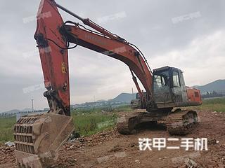 日立EX230挖掘機實拍圖片