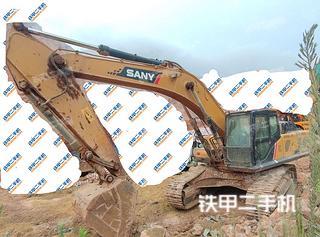 三一重工SY305H挖掘机实拍图片