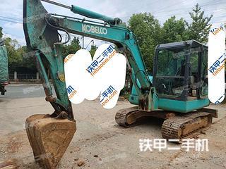 济宁神钢SK60-8挖掘机实拍图片
