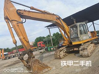 加藤HD800VII挖掘机实拍图片