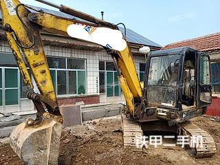 山东-滨州市二手现代R60-7挖掘机实拍照片