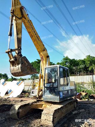 广东-广州市二手小松PC120-5挖掘机实拍照片