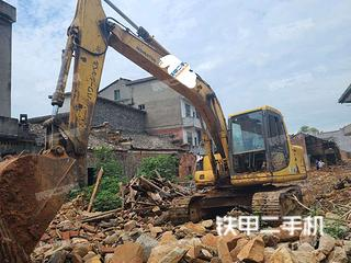 江西-宜春市二手小松PC120-6挖掘机实拍照片