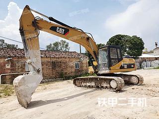 广东-湛江市二手卡特彼勒320L挖掘机实拍照片
