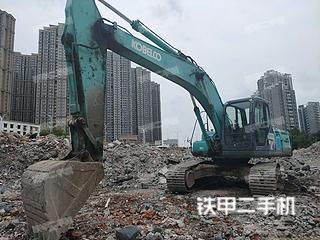 济宁神钢SK210LC-8挖掘机实拍图片