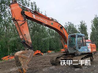 天津-天津市二手日立EX200-3挖掘机实拍照片