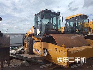 四川-南充市二手徐工XS222J压路机实拍照片