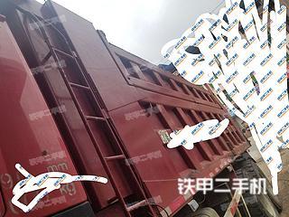 二手中国重汽 8X4 工程自卸车转让出售