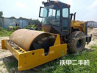 江苏-常州市二手徐工YZ18JC压路机实拍照片