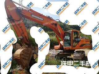 安順斗山DH215-9E挖掘機實拍圖片