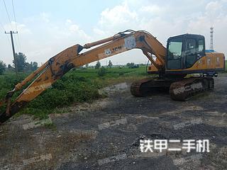 安徽-淮南市二手山重建机JCM921C挖掘机实拍照片