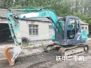 神鋼SK75-8挖掘機實拍圖片