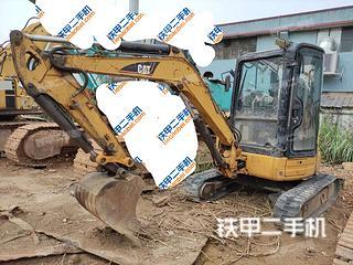广东-广州市二手卡特彼勒303.5CCR挖掘机实拍照片