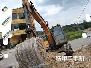 安順三一重工SY115C挖掘機實拍圖片