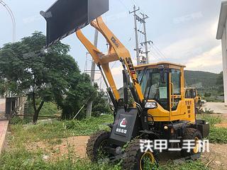 山东临工LG926装载机实拍图片