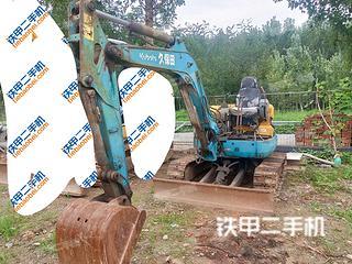 天津-天津市二手久保田KX135-3SZ挖掘机实拍照片