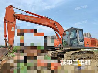日立ZX200-3挖掘機實拍圖片