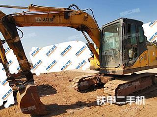 重庆-重庆市二手山重建机JCM908C挖掘机实拍照片