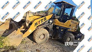 明宇重工ZL-938D装载机实拍图片