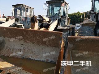 安康柳工ZL50CN装载机实拍图片